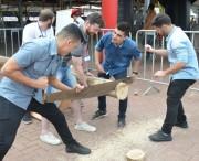 Diversão marca segundo dia da Oktoberfest Criciúma