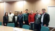 Reunião oficializa agrupamento de Comitês para gestão administrativa