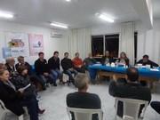 Executiva do PP trata de coligação com o Grupo Renova Içara