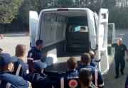 Socorristas de Siderópolis participam de capacitação em Içara