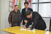 Everson Alessandro Pereira assume cadeira no Legislativo