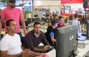 Campeonato de games movimenta o Nações Shopping