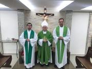 Padre Antônio Madeira é reconduzido à missão de Reitor do SEFISC