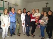 Saúde de Siderópolis segue com Campanha de Vacinação