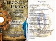 Tudo pronto para II Cerco de Jericó em Criciúma