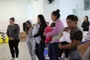 1º Mamaço reúne mães para incentivar o aleitamento