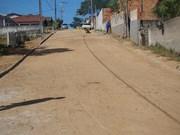 Prefeitura de Imaruí restaura ruas da Vila Paraíso