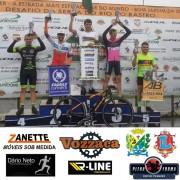 Atleta de Siderópolis é vice-campeão em desafio de ciclismo