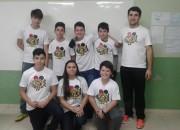 Alunos dos Jogos de Mesa participam da etapa de Xadrez