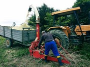 Produtores Rurais utilizam implementos Agrícolas adquiridos pelo município