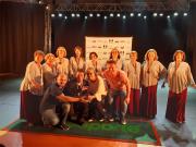 Criciúma conquista terceiro lugar na Dança Livre no JASTI