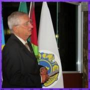 Título de Cidadão Benemérito para Claudio Gomes