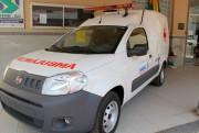 Município adquiri automóvel para saúde de Siderópolis