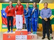 Atletas içarenses conquistam bons resultados no Sul-Americano da Bolívia