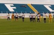 Criciúma levou novo empate na Copa São Paulo