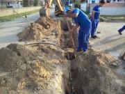 Reforçada a rede de água na região da Clínica em Rincão