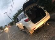 Hilux de empresário içarense é resgatada em Morro da Fumaça