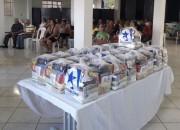 Associação Beneficente Amor e Ação realizou entrega de cestas básicas
