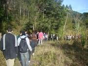 Estudantes estrangeiros visitam Imaruí