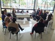 Garis de Içara farão sessão de fotos com a artista plástica Maristela Giassi