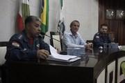 Coronel salienta que Bombeiros Voluntários são a solução para a volta do funcionamento do plantão em Morro da Fumaça