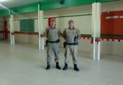 Polícia Militar garante presença nas escolas de Arroio do Silva