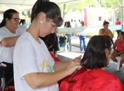 SESI SENAI presentes em ação especial de Araranguá