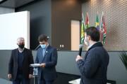 Acic e Governo de Criciúma debatem ações para o desenvolvimento econômico