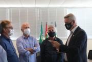 Acic pede apoio ao presidente da Facisc para a indústria do carvão