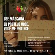 ACIC inicia campanha para produzir máscaras faciais para doação à comunidade