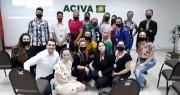 Núcleo da Mulher Empresária da ACIVA promove palestra sobre vendas