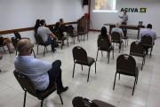 ACIVA planeja ações e elenca bandeiras em reunião de diretoria