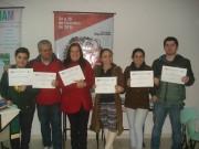 Acivi forma mais uma turma de língua italiana em Içara