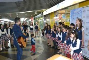 Colégio Rogacionista participa do projeto Vozes em Canto
