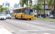 Uso de pista exclusiva de circulação dos ônibus em Criciúma preocupa ACTU