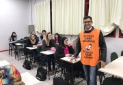 ACTU realiza cadastro de estudantes na Unesc