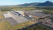 Cidasc realiza ação de prevenção à peste suína africana em aeroporto de Florianópolis