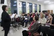 Presidentes dos Grupos de Idosos conhecem projeto de Natal da Afasc