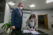 Tribunal Especial de Julgamento: Kennedy Nunes entrega relatório