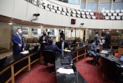 Deputados de SC pedem volta da educação infantil e cobram agilidade no crédito