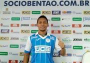 Alex Maranhão é anunciado no São Bento