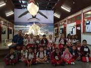 Alunos da Escola Paulo Rizzieri visitam Museu de Zoologia