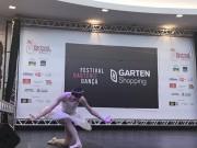 Bailarina da FMCE brilha nos palcos do Festival de Dança de Joinville
