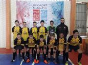 PV garante bons resultados em competição da Anjos Futsal