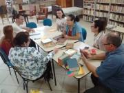 Biblioteca Pública recebe oficina do Cedoc