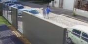 Celulares e veículo são levados em assalto no Centro de Içara