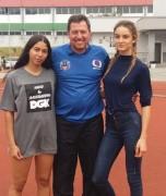 Atletas e técnico são convocados para o Sul-Americano de Atletismo Sub-18