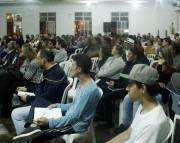 Segunda sessão da terceira Audiência Pública do Plano Diretor