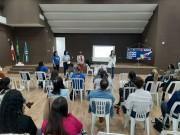 Professores e auxiliares de sala concluem formação sobre autismo em Içara