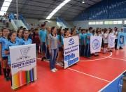 Cerimônia marca abertura dos Jogos Escolares de Morro da Fumaça